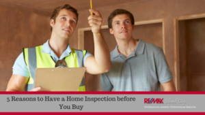 5 Reasons to Have a Home Inspection before You Buy
