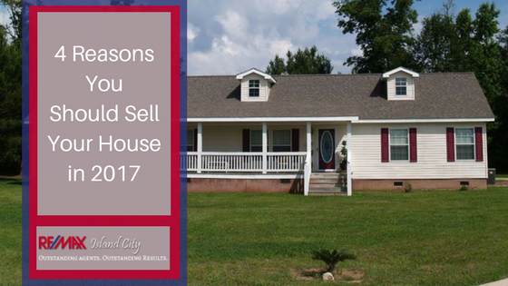 Reasons to sell a home