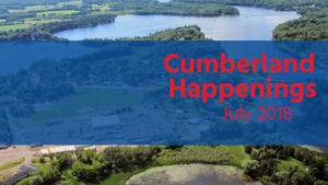 Cumberland July happenings